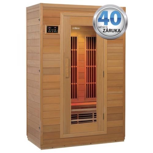 Infra sauna (2 ČÁSTI) Goddess Mallorca2 s ionizérem
