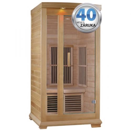 Infra sauna (2 ČÁSTI) Goddess Korsika1 s ionizérem