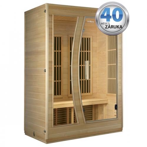 Infra sauna (3 ČÁSTI) Goddess Chalkidiki2 s ionizérem