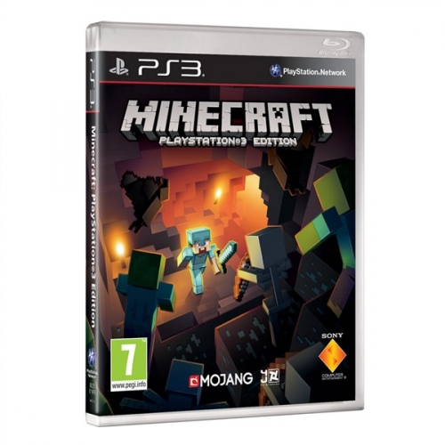 Hra Sony PlayStation 3 Minecraft