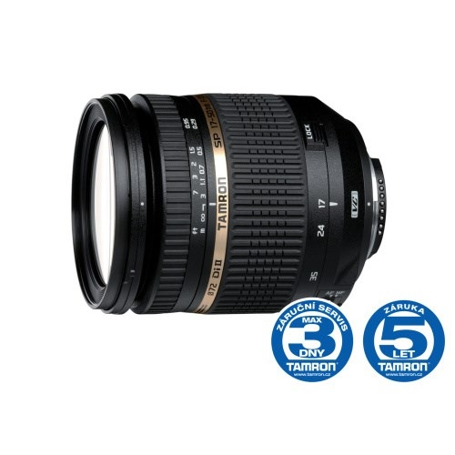 Objektiv Tamron SP AF 17-50mm F/2.8 XR Di-II VC LD Asp. (IF) pro Canon
