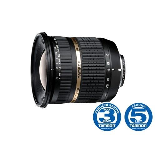 Objektiv Tamron SP AF 10-24mm F/3.5-4.5 Di-II LD Asp.(IF) pro Nikon