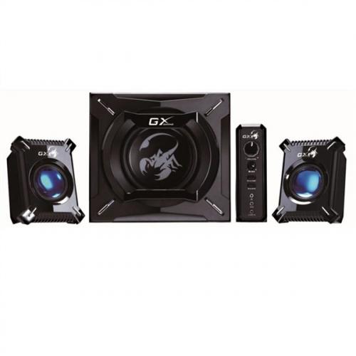 Reproduktory Genius GX Gaming SW-G2.1 2000 - černé