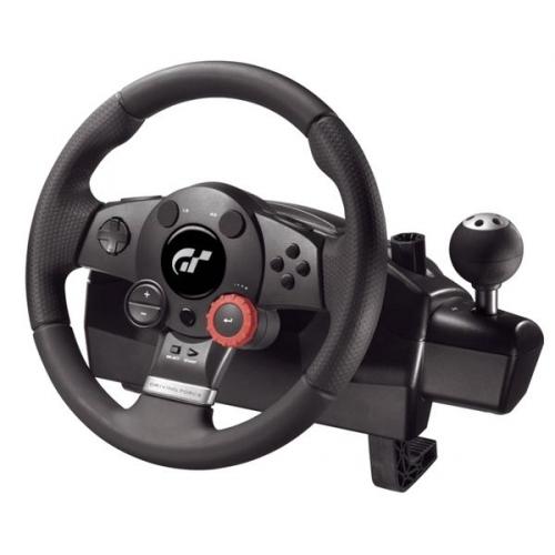 Volant Logitech Driving Force GT PC/ PS3