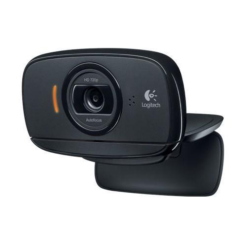 Webkamera Logitech HD Webcam B525 - černá