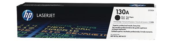 Toner HP CF350A 1300 stran, černý