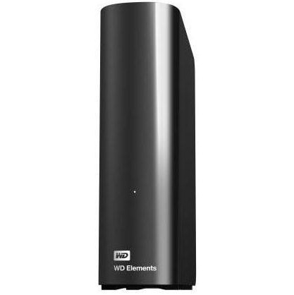 "HDD ext. 3,5"" Western Digital Elements Desktop 4TB - černý"