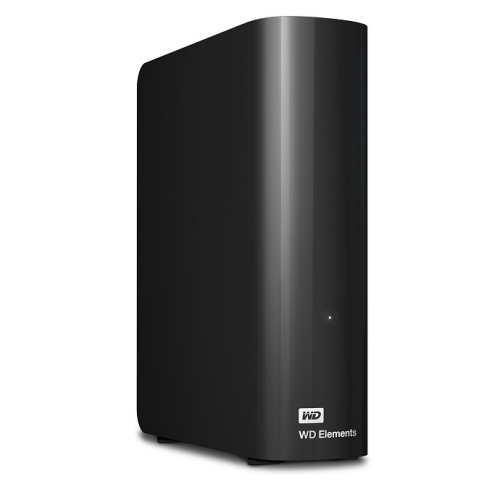 "HDD ext. 3,5"" Western Digital Elements Desktop 3TB - černý"