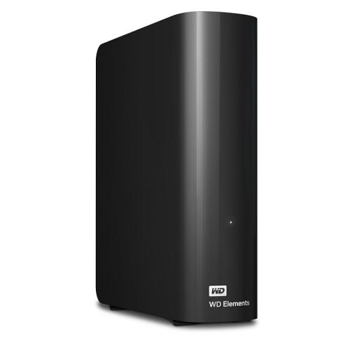 "HDD ext. 3,5"" Western Digital Elements Desktop 2TB - černý"