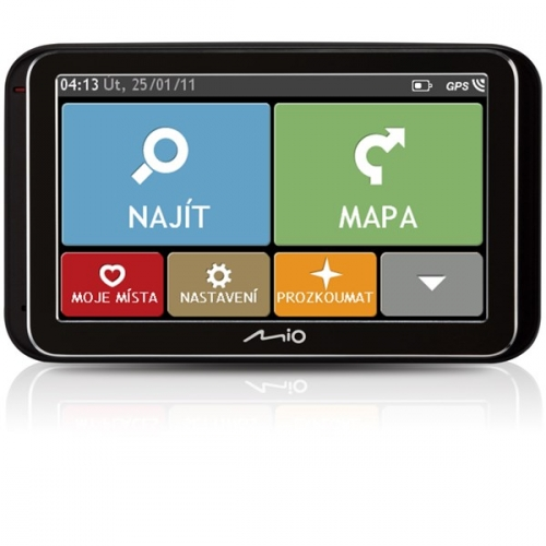 Navigace Mio Spirit 6950 Full Europe Lifetime