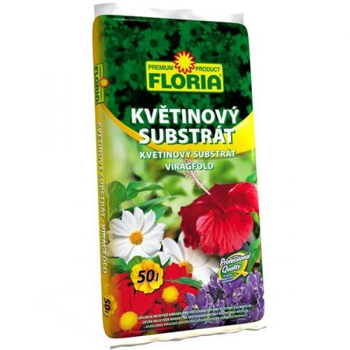 Substrát Agro Květinový 50 l