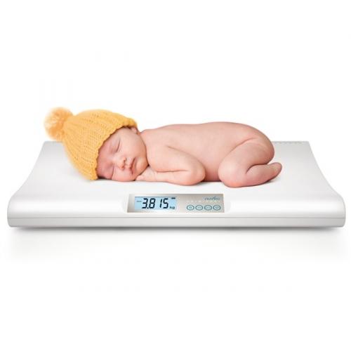 Kojenecká váha Nuvita digitální
