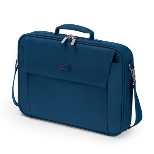 Brašna na notebook DICOTA Multi BASE 15 - 17.3 - modrá
