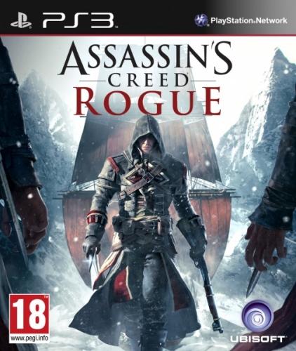 Hra Ubisoft PlayStation 3 Assassins Creed Rogue