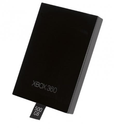 Pevný disk Microsoft Hard Drive 500GB pro Xbox 360