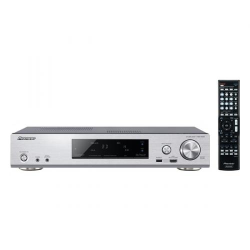 Receiver Pioneer VSX-S510-S slim 6.2, stříbrný