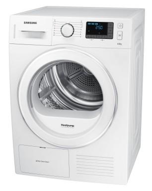 Sušička prádla Samsung DV80F5E5HGW
