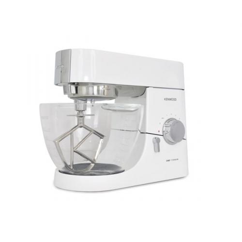 Kuchyňský robot Kenwood KMC055 Chef Titanium white limited edition