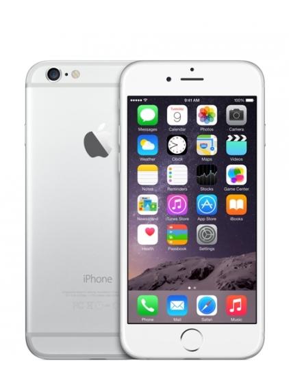 Mobilní telefon Apple iPhone 6 64GB - silver