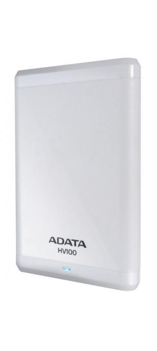 """HDD ext. 2,5"""" A-Data HV100 1TB - bílý"""