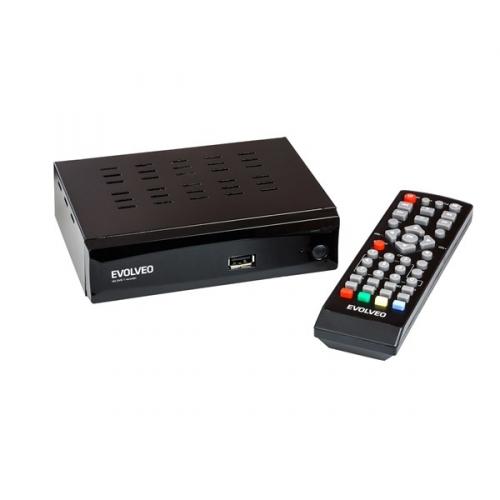 DVB-T přijímač Evolveo Alpha HD