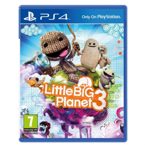 Hra Sony PlayStation 4 Little Big Planet 3
