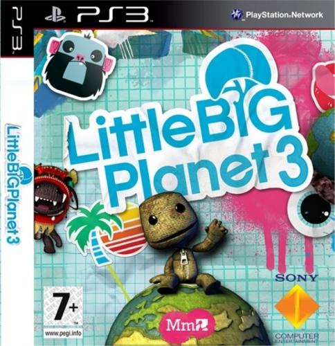 Hra Sony PlayStation 3 Little Big Planet 3