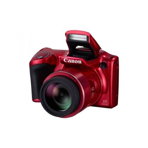 Fotoaparát Canon PowerShot SX410 IS, červený