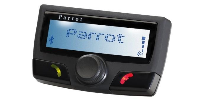 Handsfree PARROT CK 3100 LCD Bluetooth (CZ) - černé