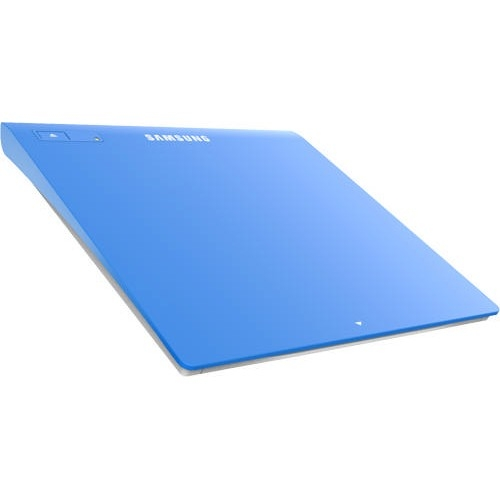 Externí DVD vypalovačka Samsung SE-208GB 8x, USB, slim - modrá