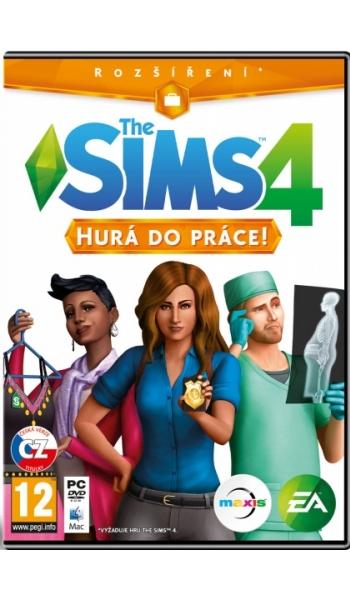 Hra EA PC THE SIMS 4: Hurá do práce!
