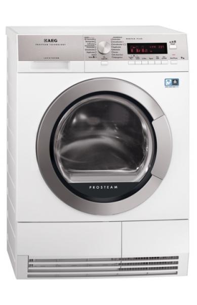 Sušička prádla AEG LAVATHERM T88595IS3C