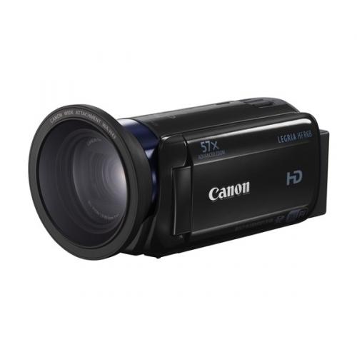 Videokamera Canon LEGRIA HF R68 + šir.předsádka