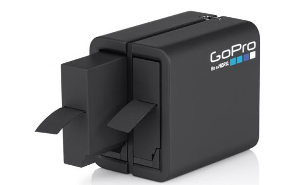 Nabíječka baterií GoPro duální pro HERO 4