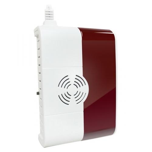 Alarm iGET SECURITY P6 - bezdrátový detektor plynu