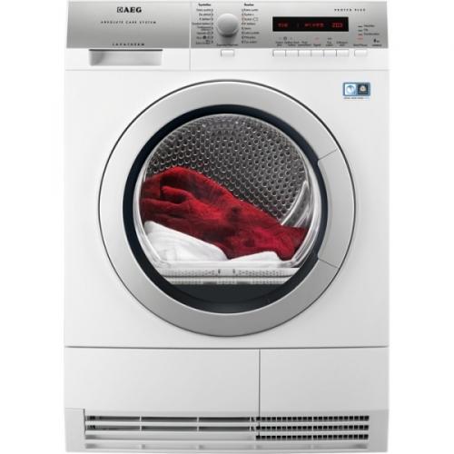 Sušička prádla AEG LAVATHERM T76788IHCS