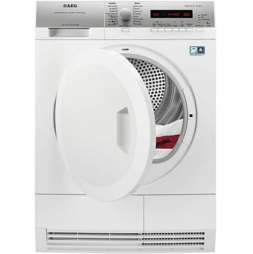 Sušička prádla AEG LAVATHERM T75781IHCS