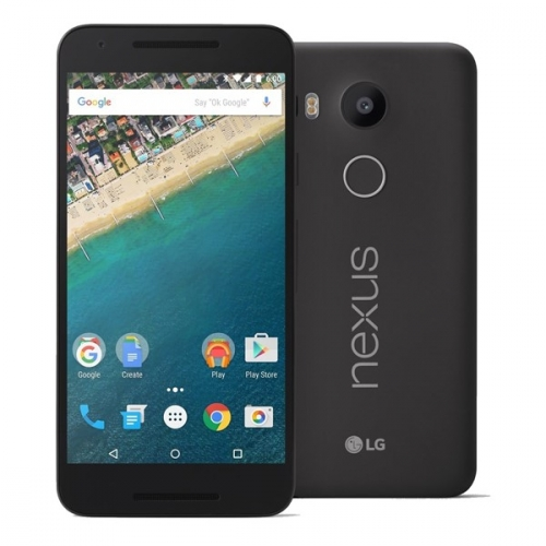Mobilní telefon LG Nexus 5X 32 GB (H791) - černý