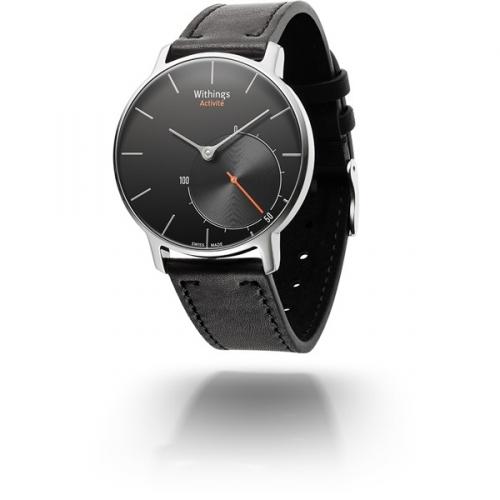 Chytré hodinky Withings Activité - černá