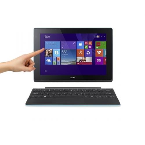 """Dotykový tablet Acer Aspire Switch 10E (SW3-016-18CN) 10.1"""", 500+64 GB, WF, BT, Win 10 + dock - modrý"""