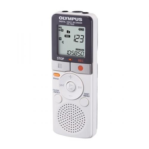 Diktafon Olympus VN-7800, bílý