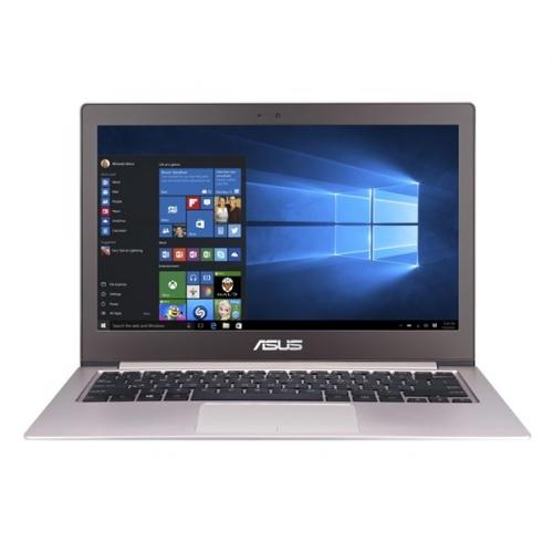 """Ntb Asus Zenbook UX303UA i5-6200U, 8GB, 8+500GB, 13.3"""", Full HD, bez mechaniky, Intel HD 520, BT, CAM, W10 - růžový/zlatý"""