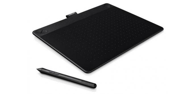 Tablet Wacom Intuos Art Pen&Touch M - černý