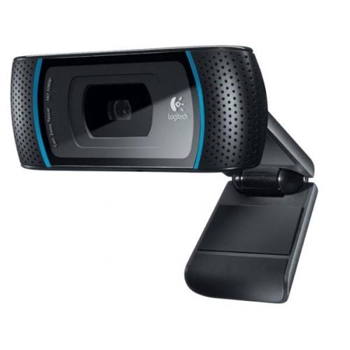 Webkamera Logitech HD Webcam B910 - černá