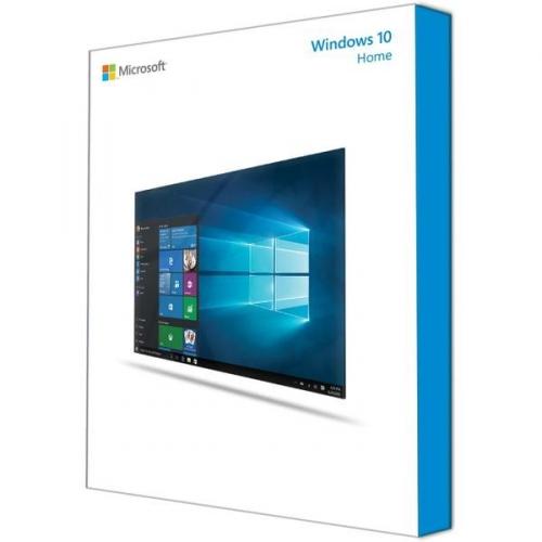 Operační systém Microsoft Windows 10 Home 32-Bit CZ DVD OEM