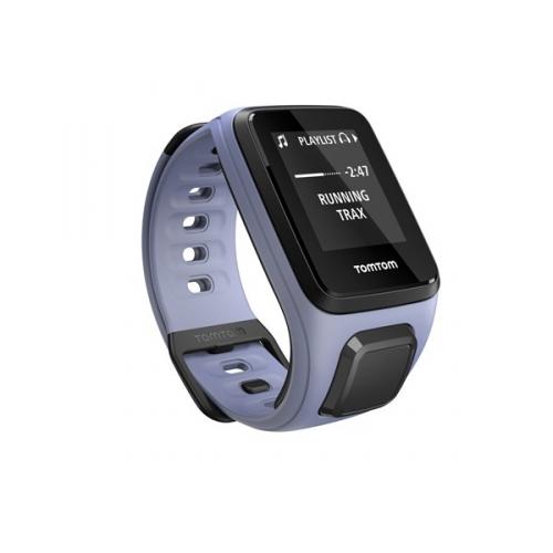 GPS hodinky TomTom Spark Fitness (S), fialová