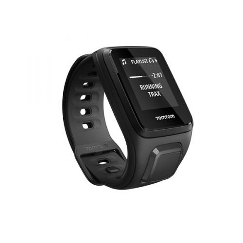 GPS hodinky TomTom Spark Fitness Cardio (S)