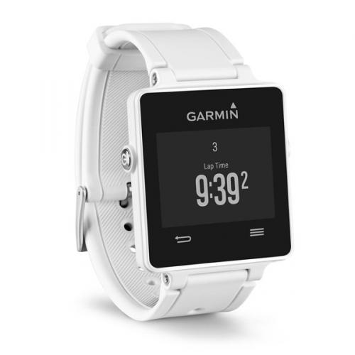 GPS hodinky Garmin Vivoactive, bílé