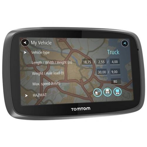 Navigace TomTom Trucker 6000 LIFETIME