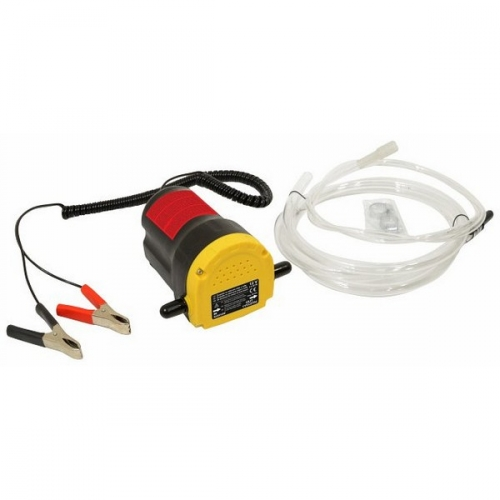 Čerpadlo Compass na odsávání oleje a nafty 12 V
